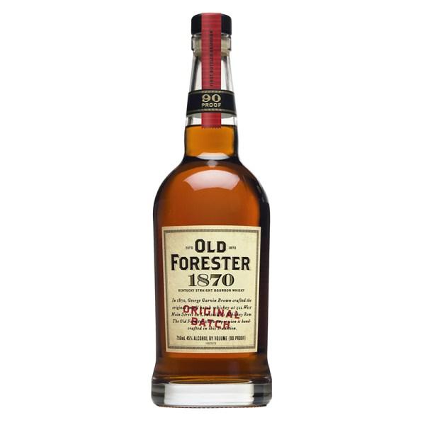Bottle_Old Forester 1870 Original Batch