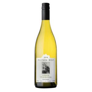 Bottle_Waipara West N Block Chardonnay 2018