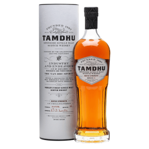 Bottle_Tamdhu Batch Strength Batch No. 001