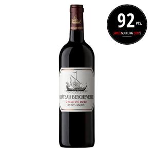 Bottle_Chateau Beychevelle 2013 - Rating