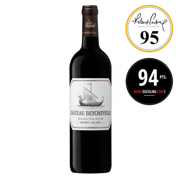 Bottle_Chateau Beychevelle 2016 - Rating