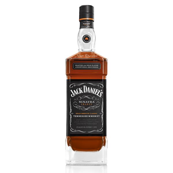 Bottle_Jack Daniels Sinatra Select