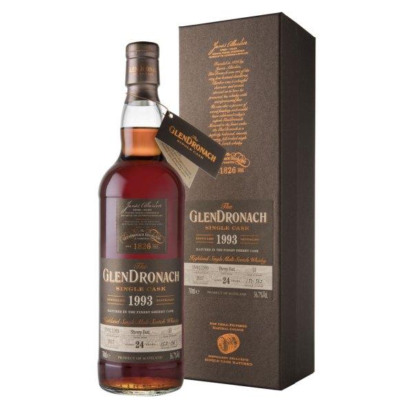 Bottle-The-GlenDronach-24-Years-1993-Cask-55-Batch-16