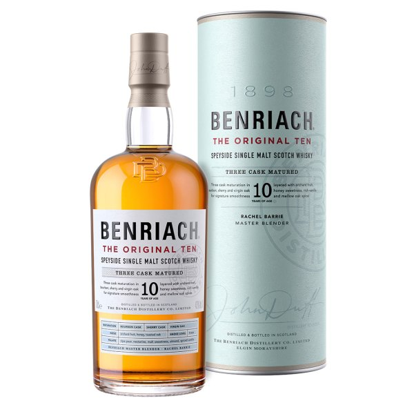 Bottle-BenRiach-The-Original-Ten---700ML