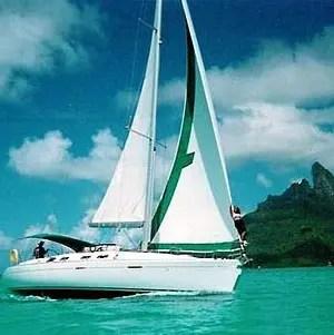 セイルボートチャーター