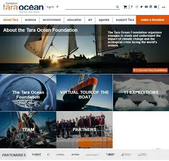 The Tara Ocean Foundation