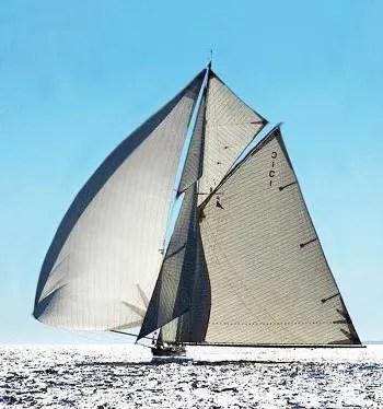 Parts of Sail