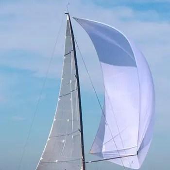 追い風専用セイル