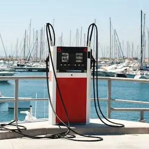 ヨットの燃料