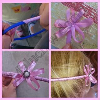 Opaski do włosów handmade