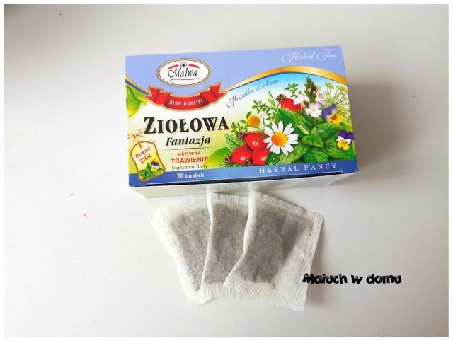 Herbata Ziołowa Fantazja Malwa
