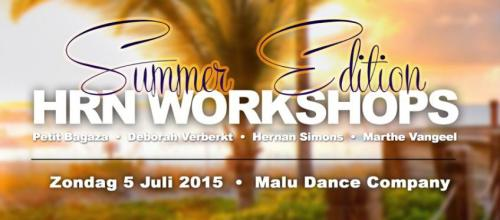 Summer Edition Workshop