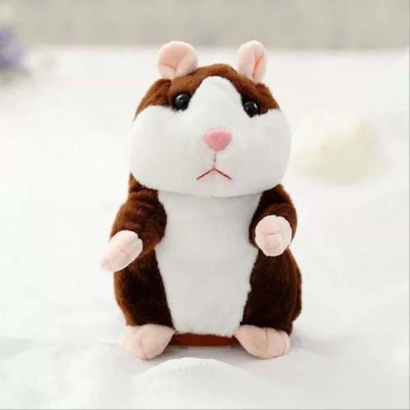 Cheeky Hamster Falante