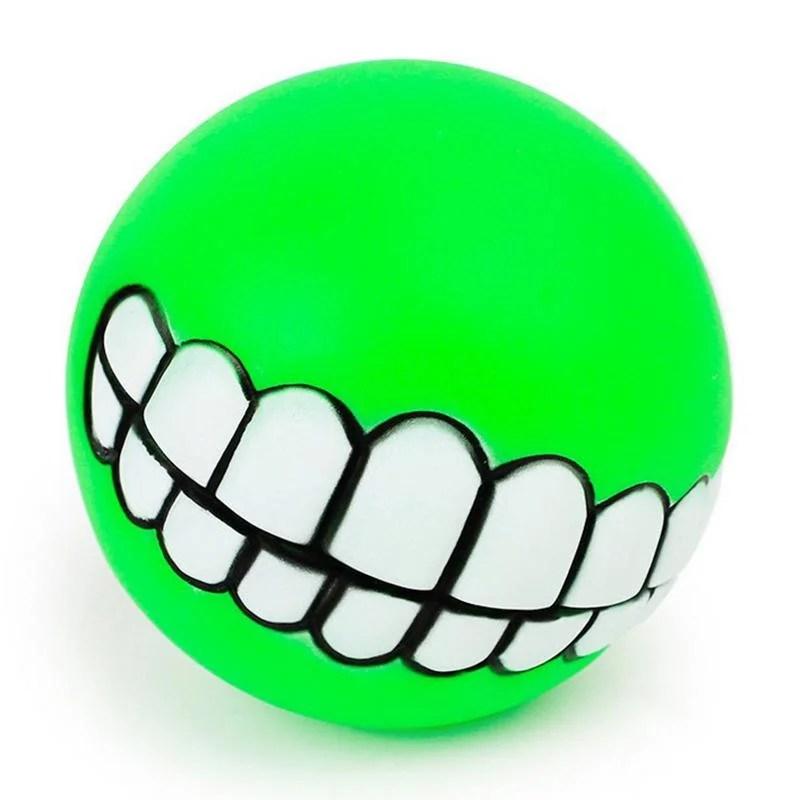 Bola Dentes De Cão