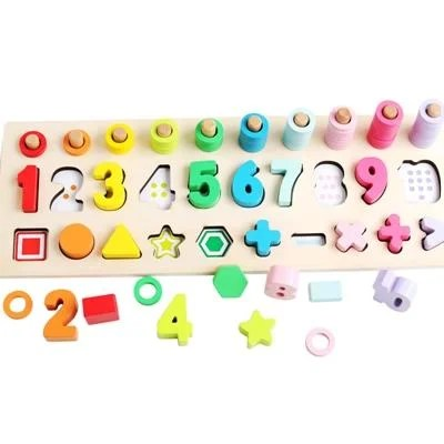 Brinquedo Educativo Montessori
