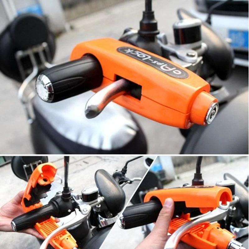 Protetor Anti Roubo Para Motocicleta