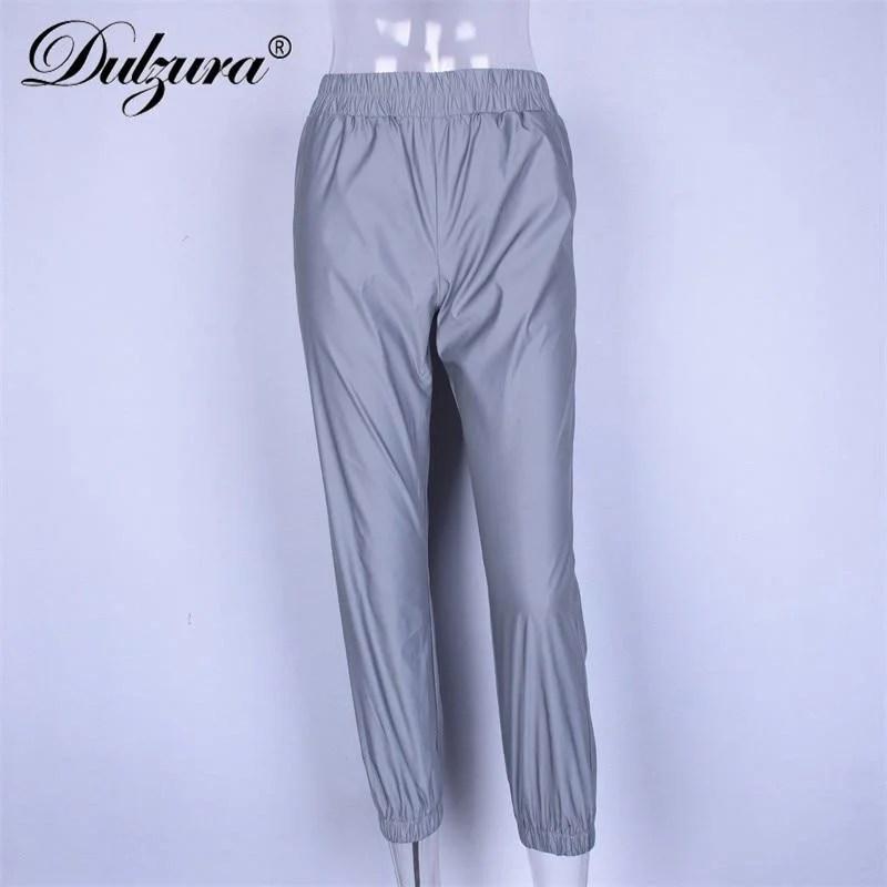 Calça Refletiva Streetwear (UNISSEX)