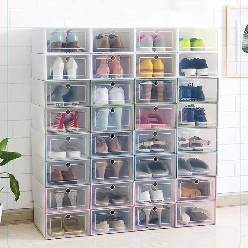 Organizador De Sapato Com Gaveta (1 Peça)