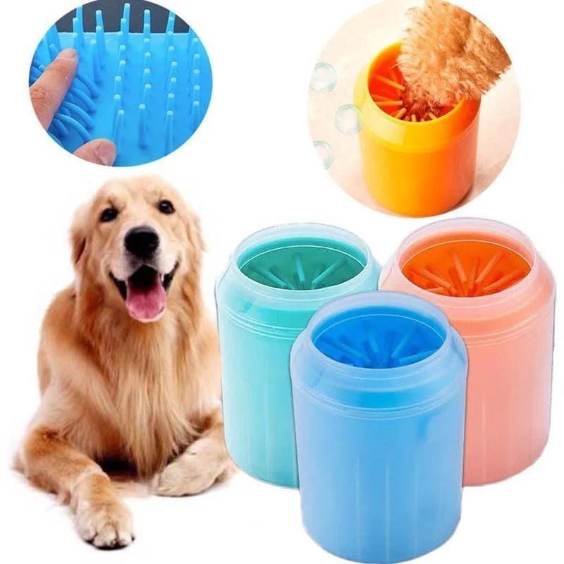 Limpador De Patas Para Pet
