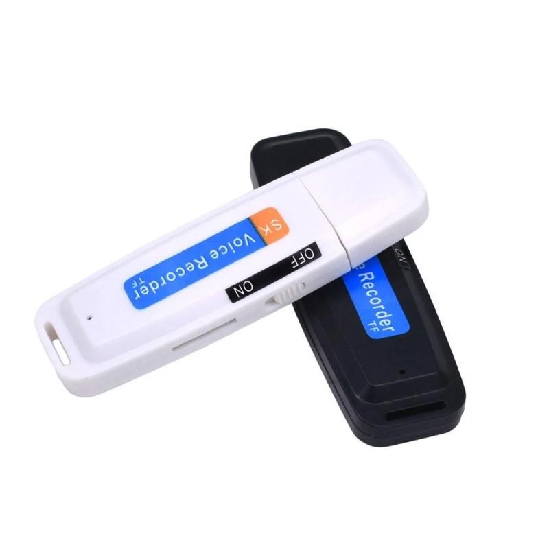 Gravador De Voz USB