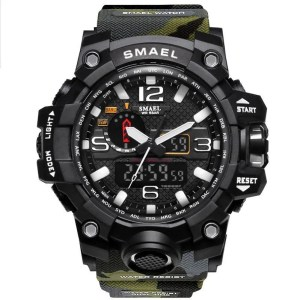 Relógio Smael S-Shock Extreme