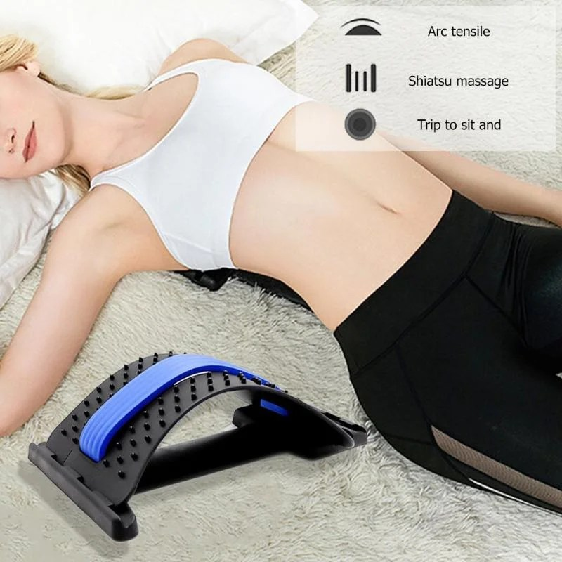 Massageador Mágico para Coluna Fitness