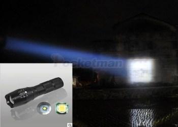 Lanterna de Sobrevivência LED de 2000 Lumens