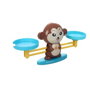 Macaquinho que Ensina Matemática - Monkey Balance