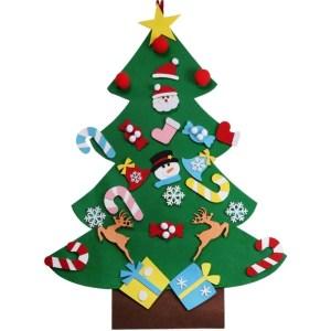 Happy Kids - Árvore de Natal DIY