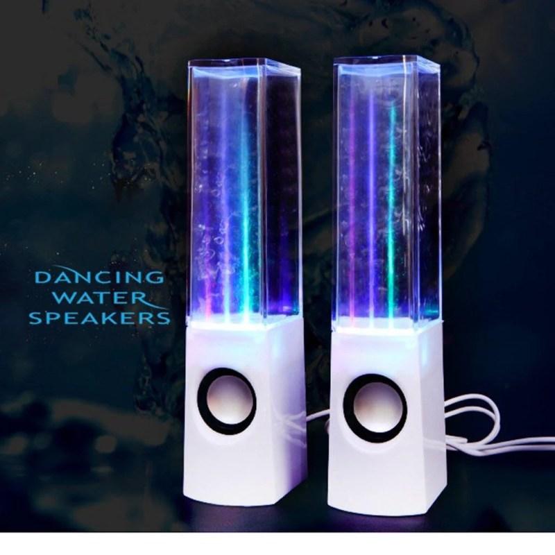 Alto-Falante Musical Com Luzes Coloridas