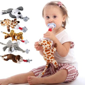 Chupeta Girafinha