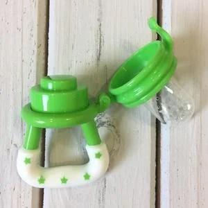 Manequim / Chupeta de Frutas para Bebês - Sem BPA