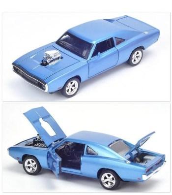 Miniatura Velozes e Furiosos Dodge 70 Toretto