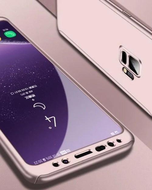 Capinha Samsung Galaxy 360 Graus Prova de Choque
