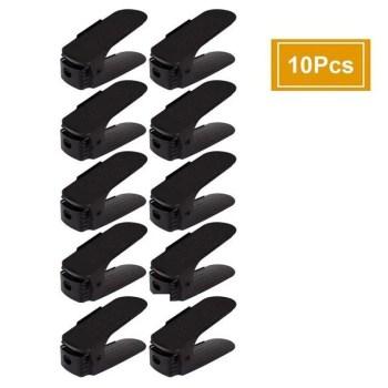 Organizador De Sapatos Regulável - Pague 8 E Leve 10 Unidades