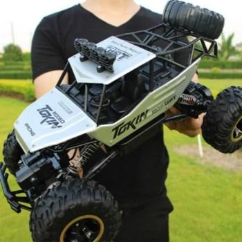 Muscle Xtreme 4x4   Carro de Controle Remoto Off-Road