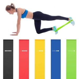 Elastiness – Elástico Para Exercícios Fitness