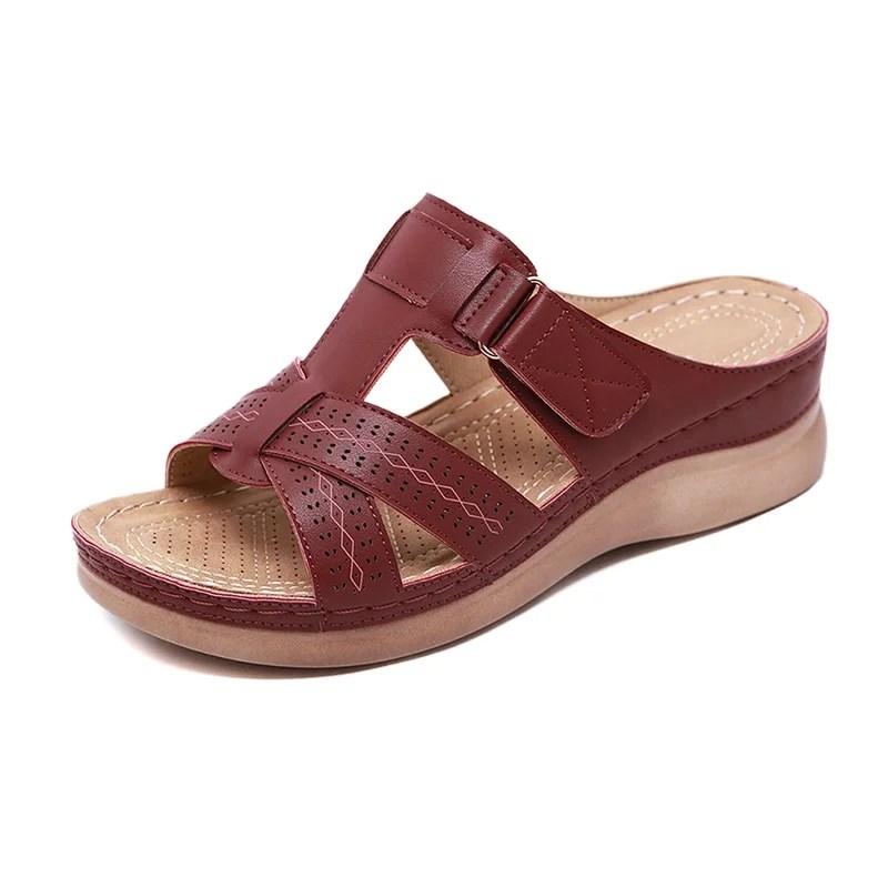 Sandálias Femininas Ortopédicas