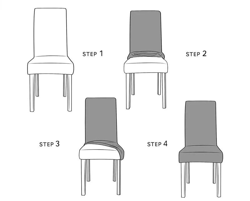 Capa De Cadeira Impermeável