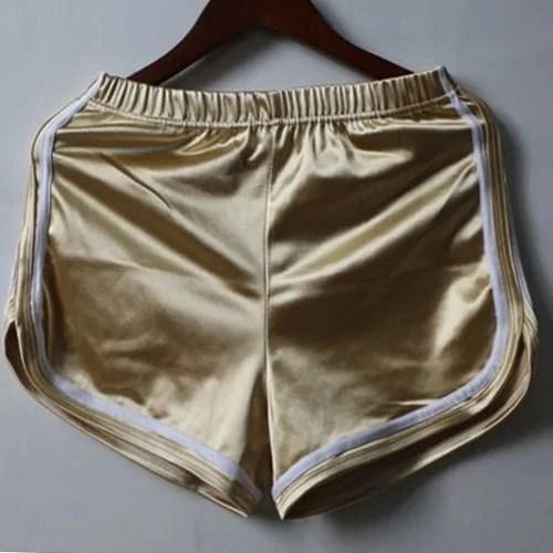 Shorts de Seda Feminino