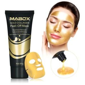 Máscara Gold Anti-envelhecimento
