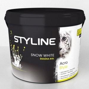 Styline AcroStyle White