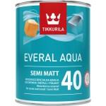 Tikkurila Everal Aqua. Malowanie glazury.