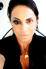 Make meia face - Malu Moreira