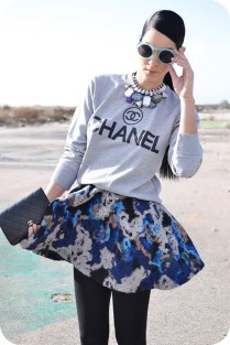 Moleton Chanel