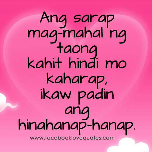 Love Quotes Tagalog Long Distance