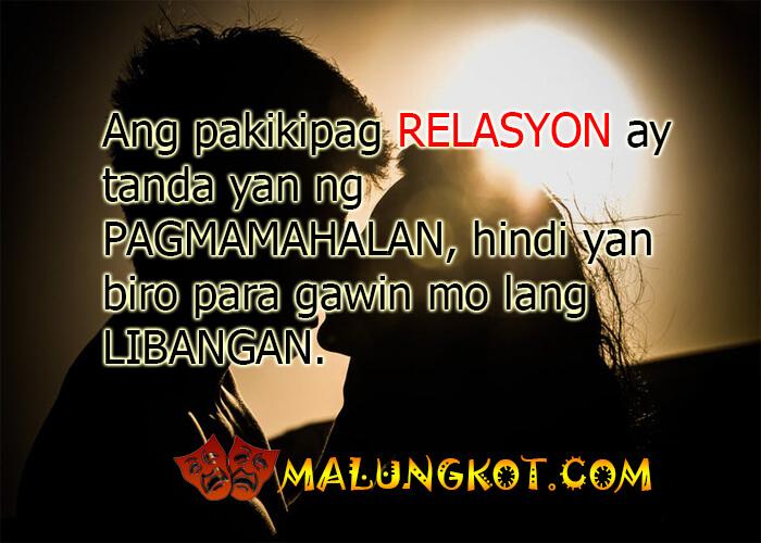 Tagalog Qoutes Sad Qoutes Love