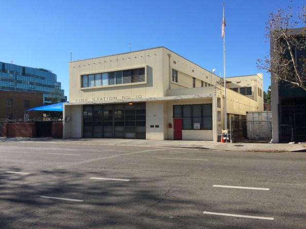 L A F D  Station 10 – Malven Fire Tool Works– MalvenWorks