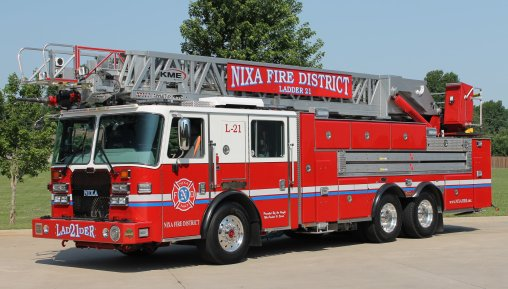 Today's Nixa Fire Protection District (established in 1986) operates out of multiple stations with well staffed units and some of hte most modern apparatus and equipment in the region.