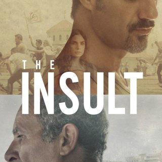 """Poster for the movie """"The Insult"""""""